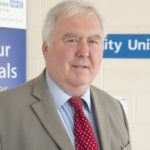 Photograph of East and North Hertfordshire board member Bob Niven