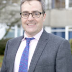 Photograph of East and North Hertfordshire board member Michael Chilvers