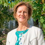 Photograph of East and North Hertfordshire board member Val Moore